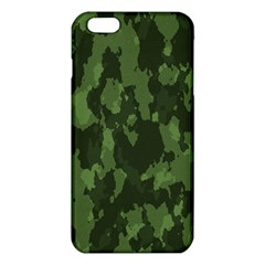 Camouflage Green Army Texture Iphone 6 Plus/6s Plus Tpu Case