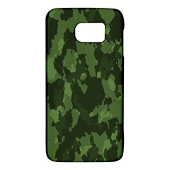 Camouflage Green Army Texture Galaxy S6 by BangZart