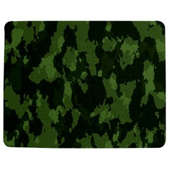 Camouflage Green Army Texture Jigsaw Puzzle Photo Stand (rectangular)
