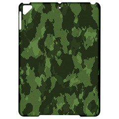 Camouflage Green Army Texture Apple Ipad Pro 9 7   Hardshell Case by BangZart