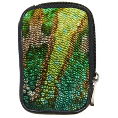 Chameleon Skin Texture Compact Camera Cases by BangZart