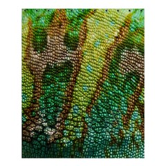 Chameleon Skin Texture Shower Curtain 60  X 72  (medium)