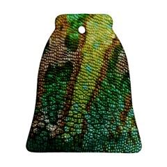 Chameleon Skin Texture Ornament (bell)