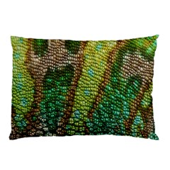 Chameleon Skin Texture Pillow Case (two Sides) by BangZart