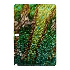 Chameleon Skin Texture Samsung Galaxy Tab Pro 10 1 Hardshell Case by BangZart