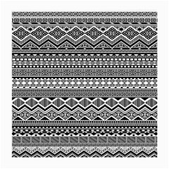 Aztec Pattern Design Medium Glasses Cloth (2 Side) by BangZart
