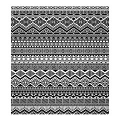 Aztec Pattern Design Shower Curtain 66  X 72  (large)