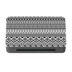Aztec Pattern Design Memory Card Reader With Cf