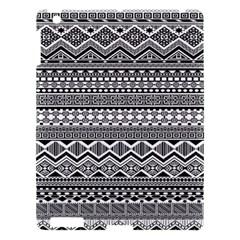 Aztec Pattern Design Apple Ipad 3/4 Hardshell Case