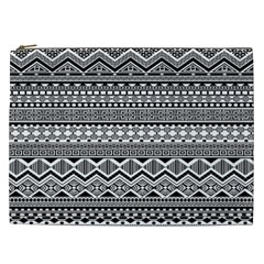 Aztec Pattern Design Cosmetic Bag (xxl)