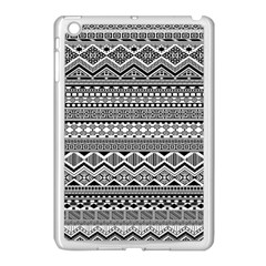 Aztec Pattern Design Apple Ipad Mini Case (white)