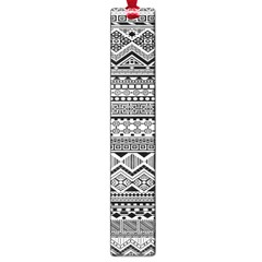 Aztec Pattern Design Large Book Marks