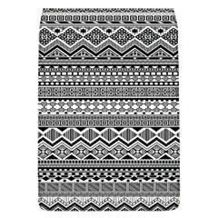 Aztec Pattern Design Flap Covers (l)