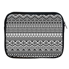 Aztec Pattern Design Apple Ipad 2/3/4 Zipper Cases by BangZart