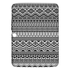 Aztec Pattern Design Samsung Galaxy Tab 3 (10 1 ) P5200 Hardshell Case