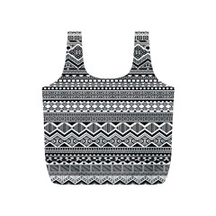 Aztec Pattern Design Full Print Recycle Bags (s)