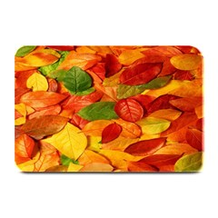 Leaves Texture Plate Mats by BangZart