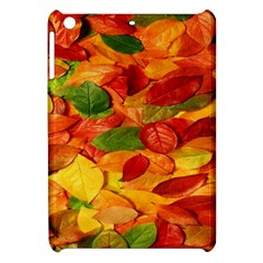 Leaves Texture Apple Ipad Mini Hardshell Case by BangZart