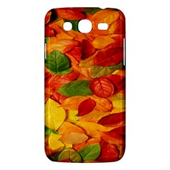 Leaves Texture Samsung Galaxy Mega 5 8 I9152 Hardshell Case  by BangZart