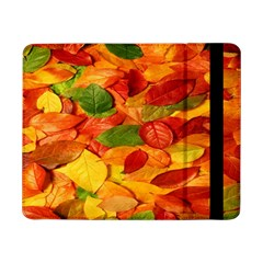 Leaves Texture Samsung Galaxy Tab Pro 8 4  Flip Case by BangZart