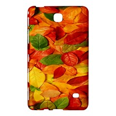 Leaves Texture Samsung Galaxy Tab 4 (8 ) Hardshell Case  by BangZart
