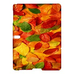 Leaves Texture Samsung Galaxy Tab S (10 5 ) Hardshell Case  by BangZart