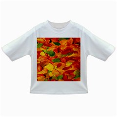 Leaves Texture Infant/toddler T Shirts