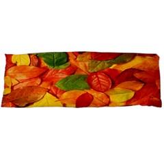 Leaves Texture Body Pillow Case Dakimakura (two Sides)