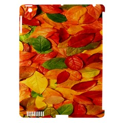 Leaves Texture Apple Ipad 3/4 Hardshell Case (compatible With Smart Cover) by BangZart