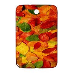 Leaves Texture Samsung Galaxy Note 8 0 N5100 Hardshell Case  by BangZart