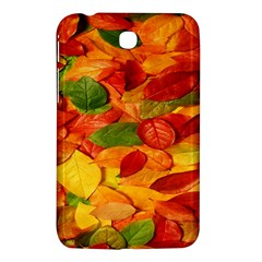 Leaves Texture Samsung Galaxy Tab 3 (7 ) P3200 Hardshell Case  by BangZart