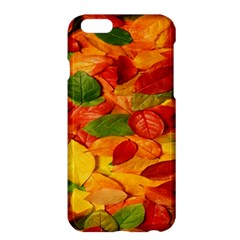 Leaves Texture Apple Iphone 6 Plus/6s Plus Hardshell Case by BangZart