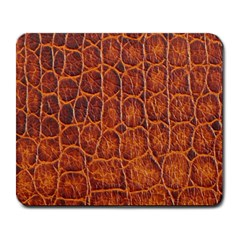 Crocodile Skin Texture Large Mousepads by BangZart