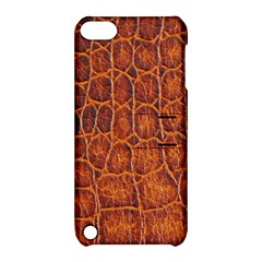 Crocodile Skin Texture Apple Ipod Touch 5 Hardshell Case With Stand by BangZart