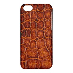 Crocodile Skin Texture Apple Iphone 5c Hardshell Case