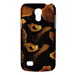 Gold Snake Skin Galaxy S4 Mini