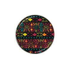 Bohemian Patterns Tribal Hat Clip Ball Marker (10 Pack) by BangZart