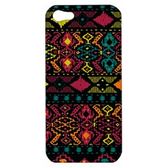 Bohemian Patterns Tribal Apple Iphone 5 Hardshell Case