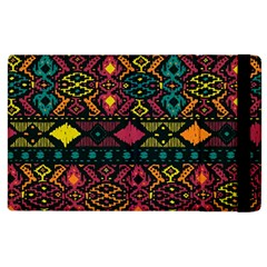 Bohemian Patterns Tribal Apple Ipad 2 Flip Case by BangZart