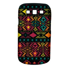 Bohemian Patterns Tribal Samsung Galaxy S Iii Classic Hardshell Case (pc+silicone)