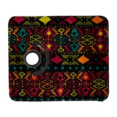 Bohemian Patterns Tribal Galaxy S3 (flip/folio)