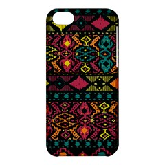 Bohemian Patterns Tribal Apple Iphone 5c Hardshell Case by BangZart