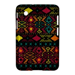 Bohemian Patterns Tribal Samsung Galaxy Tab 2 (7 ) P3100 Hardshell Case