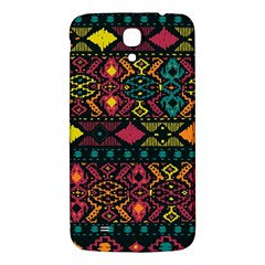 Bohemian Patterns Tribal Samsung Galaxy Mega I9200 Hardshell Back Case