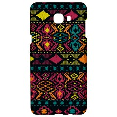 Bohemian Patterns Tribal Samsung C9 Pro Hardshell Case