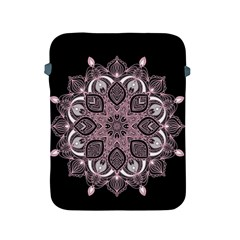 Ornate Mandala Apple Ipad 2/3/4 Protective Soft Cases by Valentinaart