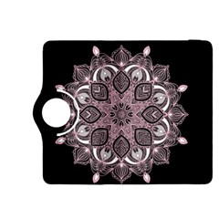 Ornate Mandala Kindle Fire Hdx 8 9  Flip 360 Case by Valentinaart
