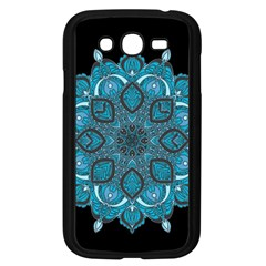 Ornate Mandala Samsung Galaxy Grand Duos I9082 Case (black) by Valentinaart