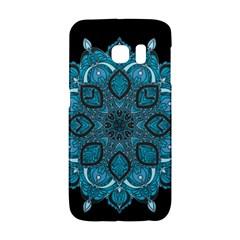 Ornate Mandala Galaxy S6 Edge by Valentinaart