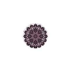 Ornate Mandala 1  Mini Buttons by Valentinaart